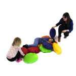 Primary Scatter Cushions  Pack of 3
